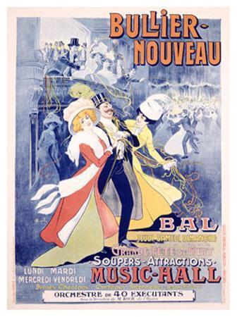 Bullier, Nouveau Bal