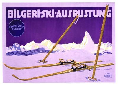 Bilgeri, Ski Ausrustung