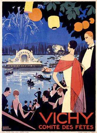 Vichy, Comite des Fetes
