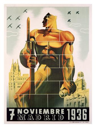Madrid, November 7, 1936
