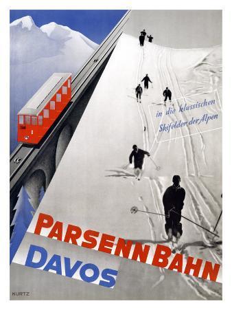 Parsenn Bahn