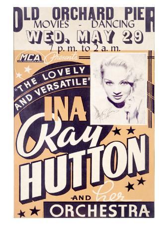 Ina Ray Orchestra