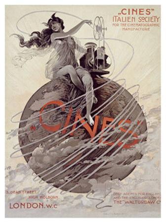 Cines, Italien Society, 1915