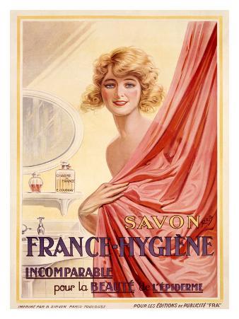 Savon France-Hygiene, 1925