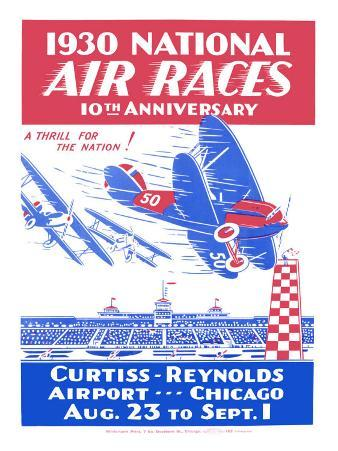 National Air Races, c.1930
