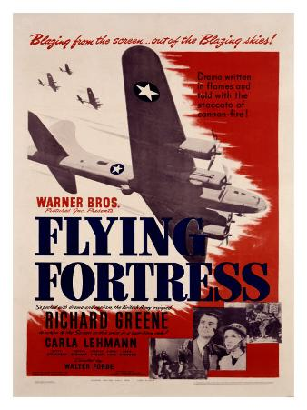 WWII, B17 Flying Fortress