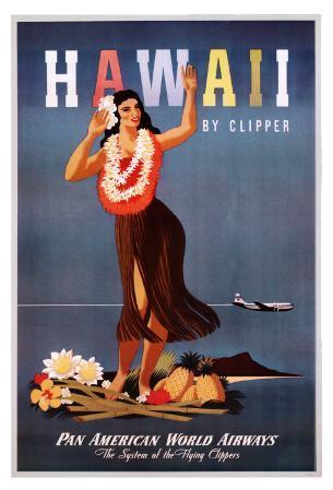 Hawaii by Clipper