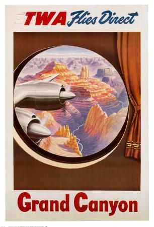 TWA to the Grand Canyon
