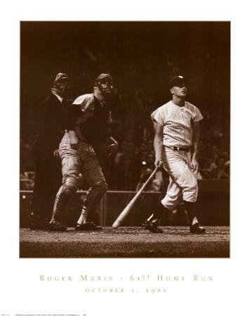 Roger Maris, 61st Home Run