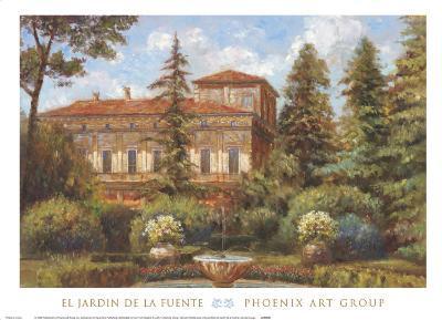 El Jardin de la Fuente