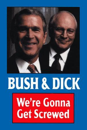 George W. Bush - Bush & Dick