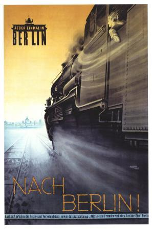 Nach Berlin Locomotive Railway