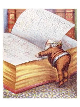 Santa Claus Book