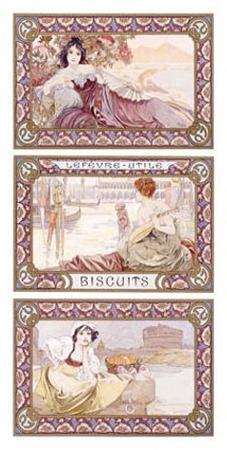 Lefevre-Utile Biscuits