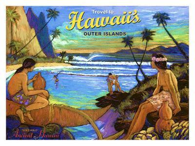 Hawaii, Holo Holo, Outer Island