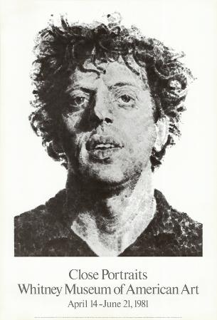 Large Phil Fingerprint, 1979
