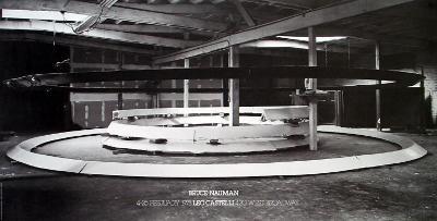 Installation at Leo Castelli's