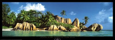 La Digue Island, Seychelles, Indian Ocean