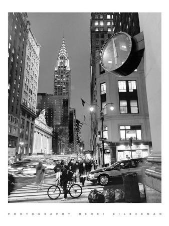 Chrysler Clock, Madison Avenue