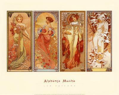 Les Saisons, 1900