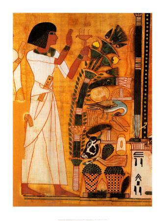 Papyrus from the Book of Neb Qued