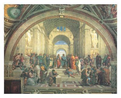 The School of Athens, c.1511
