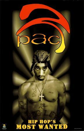2pac - Hip Hop's Most Wanted