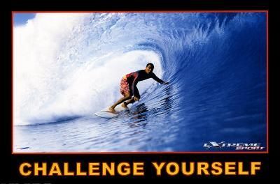 Challenge Yourself, Extreme Sport