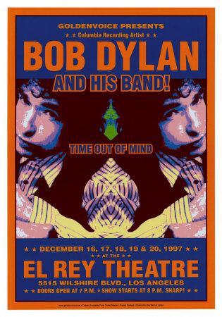 Bob Dylan - At The El Rey