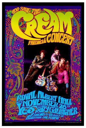 Cream at the Whiskey A-Go-Go