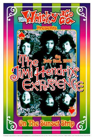 The Jimi Hendrix Experience - At the Whiskey A-Go-Go