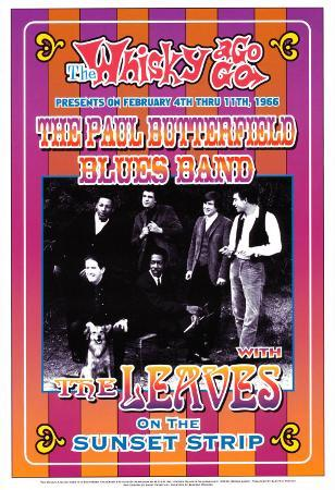 The Paul Butterfield Blues Band withThe Leaves at the Whiskey A-Go-Go