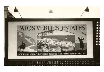 Palos Verdes Billboard