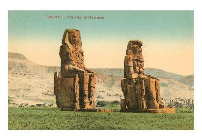 Colossi of Memnon, Thebes
