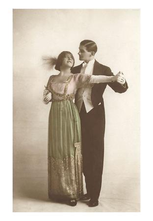 Early Ballroom Dancers