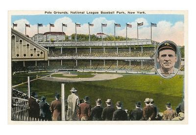 Polo Grounds, New York