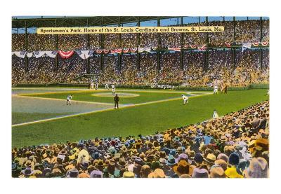 Sportsman's Park, St. Louis, Missouri