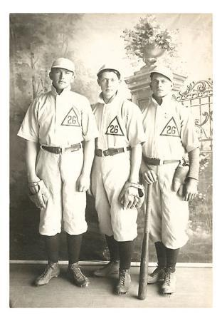 Three Ballplayers