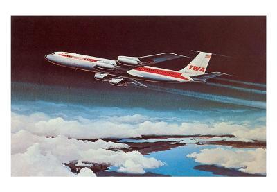 TWA Jet