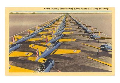 Basic Training Planes