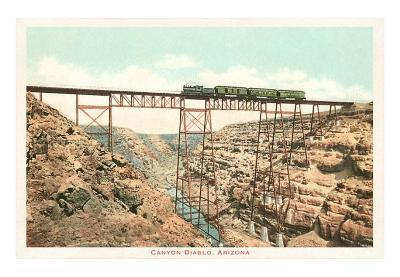 Canyon Diablo Trestle, Arizona