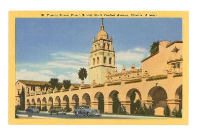St Francis Xavier School, Phoenix, Arizona