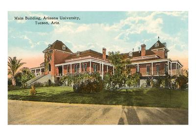 University, Tucson, Arizona