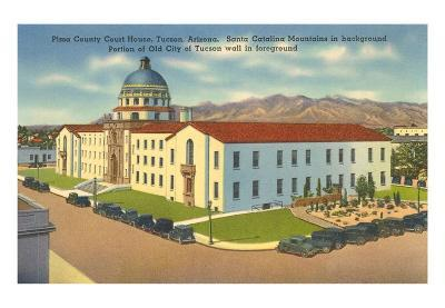 County Courthouse, Tucson, Arizona