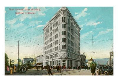 Bank, Oakland, California