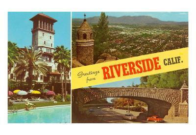Greetings from Riverside, California