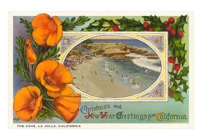 California Christmas, La Jolla Cove