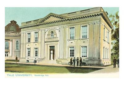 Woodbridge Hall, Yale, New Haven, Connecticut