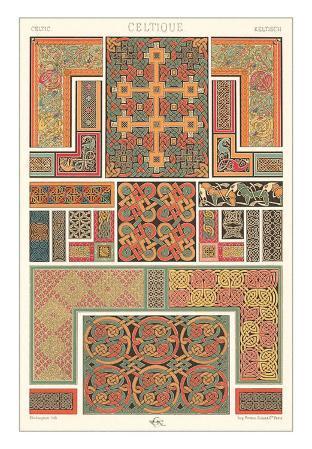 Celtic Decorative Arts