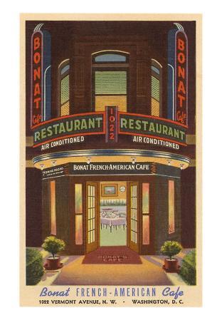 Bonat Cafe, Washington D.C.